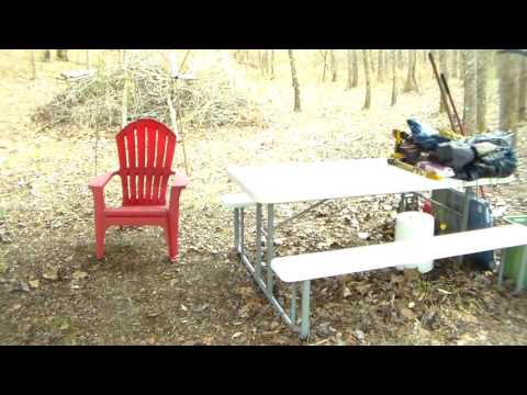 Off grid bug out location and start of prepper school.