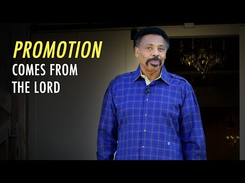 Promotion Comes From The Lord