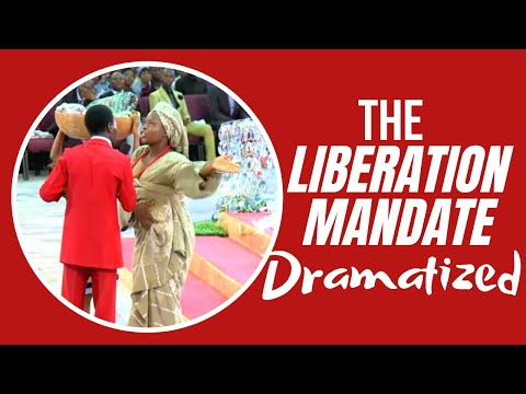 Bishop Oyedepo  The Liberation Mandate Dramatized