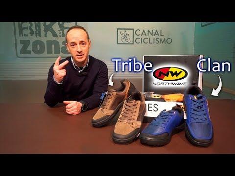 Zapatillas Northwave CLAN & TRIBE: Técnica y estilo urbano