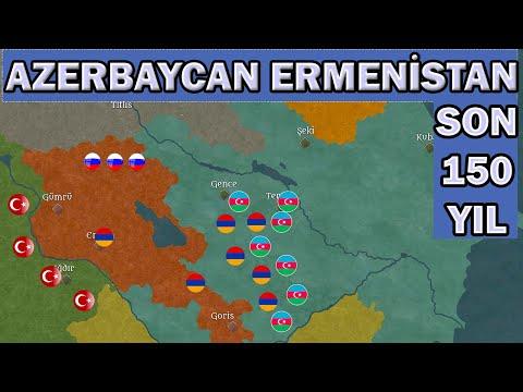 Azerbaycan-Ermenistan Savaşı    (SON 150 YIL) Karabağ'ın İşgali