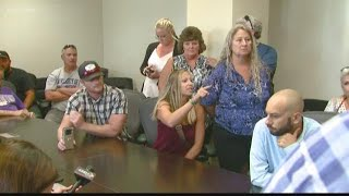 'This system is sick': Family of victim in Spokane officer-involved shooting confronts prosecutor, p