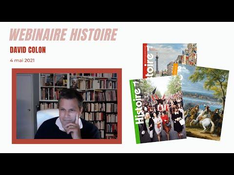 Vidéo de David Colon