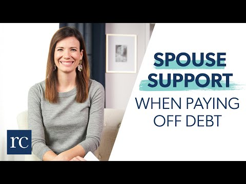 How Do I Get My Spouse on Board With Paying Off Debt?