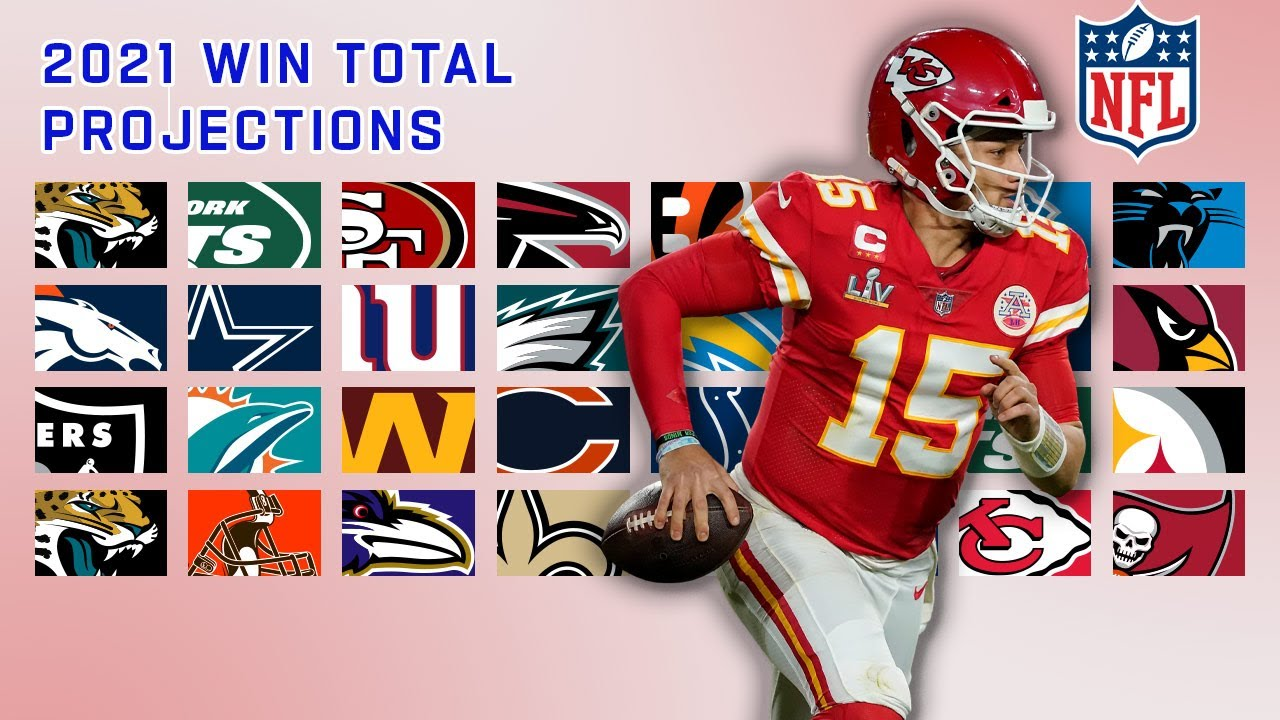 2021 Win Total Projections for Every Team