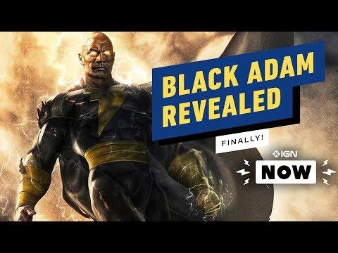 Dwayne 'The Rock' Johnson Reveals First Look at Black Adam, Release Date - IGN Now - UCKy1dAqELo0zrOtPkf0eTMw