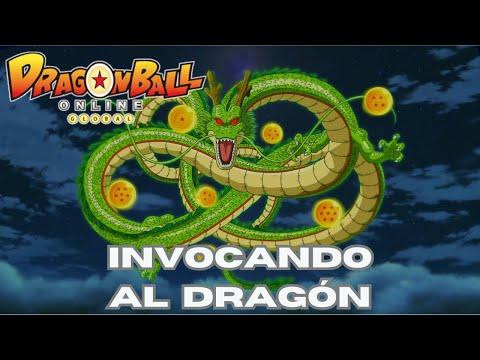 ¡Invocando al dragón por primera vez! | Dragon Ball Online #6