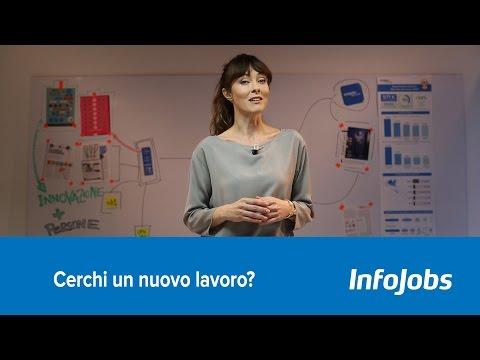 Cerchi un nuovo lavoro? Trovalo con InfoJobs
