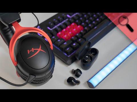 Sarki fények és a legkirályabb gamer headset! | Kütyülékek #4