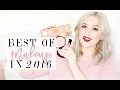 BEST OF 2016: Makeup Favourites | I Covet Thee