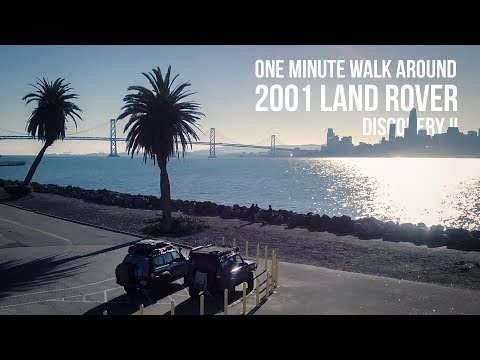 One Minute Walk Around 2001 Land Rover Discovery II