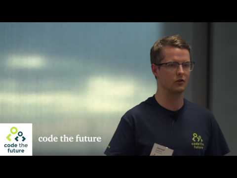 PwC's 21st Century Minds Showcase - Melbourne Innovator of the Year: Code the Future