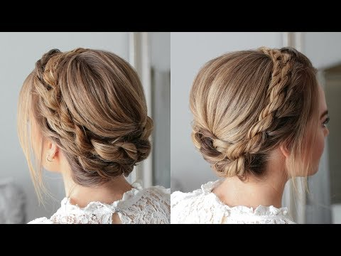 Crown Twist Braid | Missy Sue