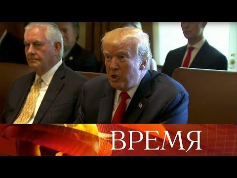 Внешняя политика Дональда Трампа - один из главных факторов дестабилизации на мировой арене. photo
