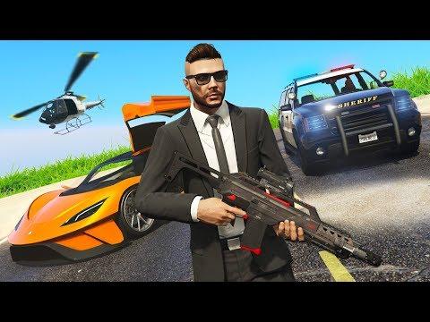 COPS AND ROBBERS! (GTA 5 Online) - UC2wKfjlioOCLP4xQMOWNcgg