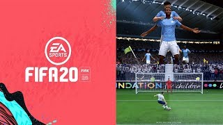 FIFA 20 - OFFICIAL GAMEPLAY + NEW IN GAME PLAYERS GAMEPLAY