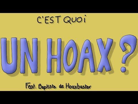C'est quoi un Hoax ?