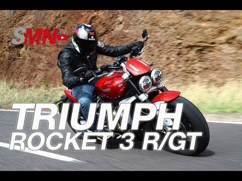 Prueba Triumph Rocket 3 R/GT 2020 [FULLHD]