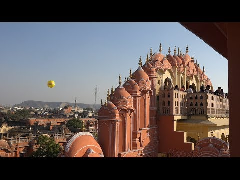 Jaipur, Rajasthan, India in 4K Ultra HD