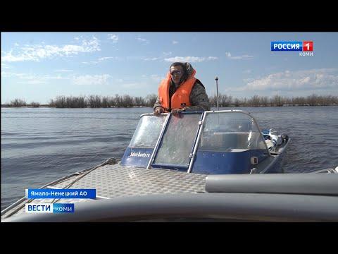 Весенняя охота: на Ямале инспекторы службы по охране биоресурсов вышли в рейд