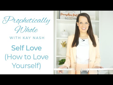 Prophetically Whole-Self Care- Taking Care of Yourself