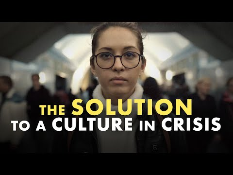 The Solution to a Culture in Crisis - Dr. Tony Evans