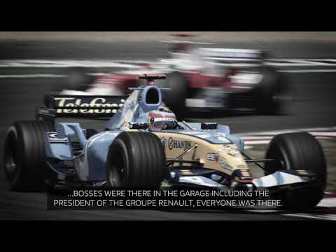 The French Grand Prix Returns...Alonso takes us back to 2005