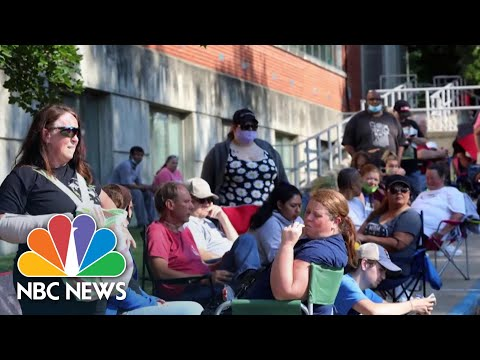 Pandemic Unemployment Aid Targeted By Fraud As 860K File For First-Time Unemployment | NBC News NOW