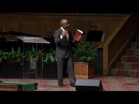 Sermon - 03/03/2019 - Pastor Greg Brewer - Christ Church Nashville