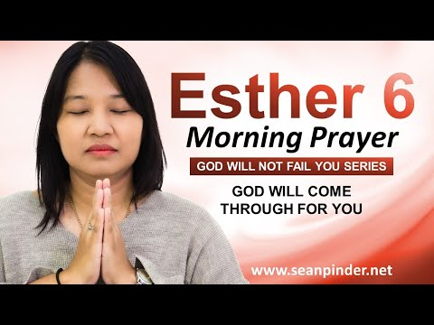 God Will COME THROUGH for You  Begin Your Day With This Prayer