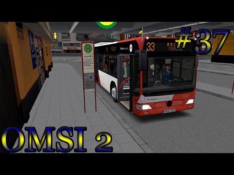 Omsi 2 #37 - Aachen: Lijn 33