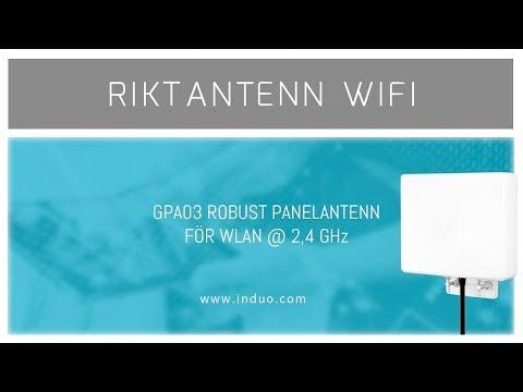 GPA03 panelantenn för wifi