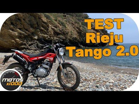 Rieju Tango 2.0 | Presentación y Toma de Contacto