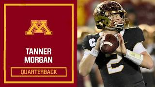 Tanner Morgan: 2018 Gopher Football Highlights