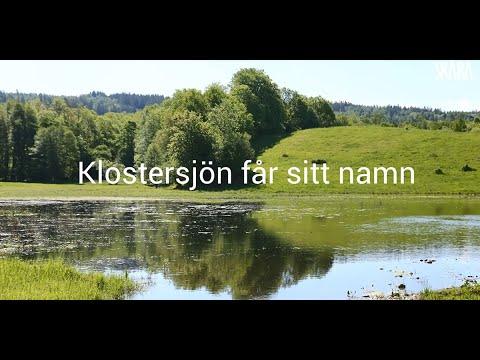 Klostersjön får sitt namn
