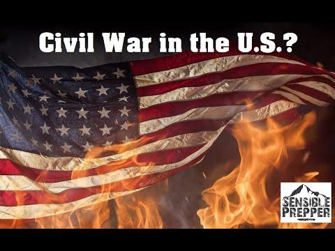 Is America Headed for Civil War?