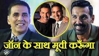Akshay Kumar's SWEET Message For John Abraham | Batla House VS Mission Mangal