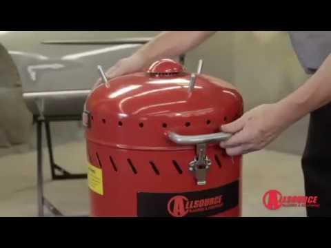 AllSource Vacuum Blaster - 28 Gallon