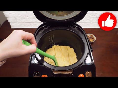 Идеальная ВЫПЕЧКА к чаю! Песочное печенье в мультиварке, простой и быстрый рецепт!