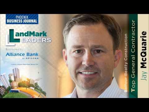 Jay McQuarie | Phoenix Business Journal Interview 12/2016