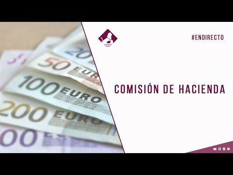 Comisión de Hacienda (23/02/2021)
