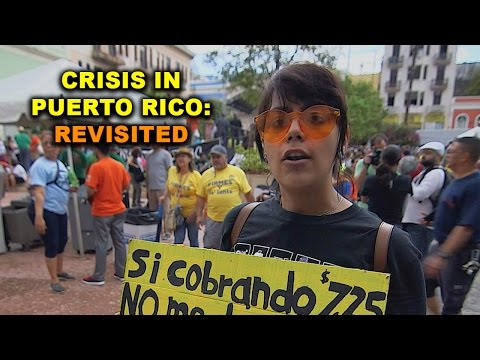 The Puerto Rican Crisis: 2017 Update • BRAVE NEW FILMS