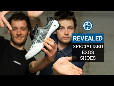 Specialized S-Works EXOS   The World's Lightest Cycling Shoes