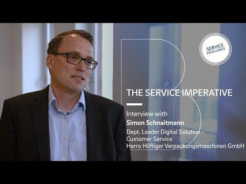 The Service Imperative | Interview with Simon Schnaitmann