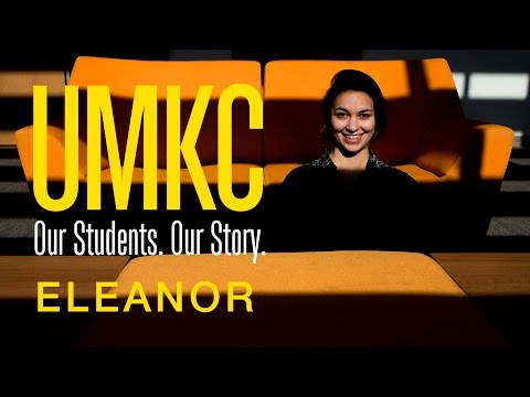 Eleanor UMKC Student Storytelling