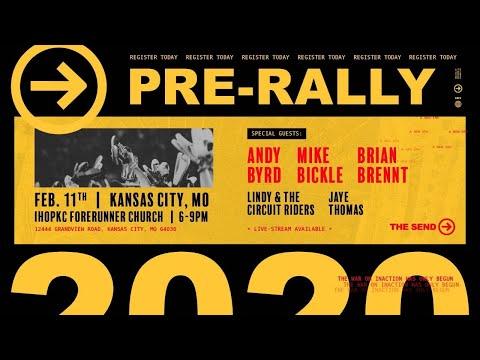 The Send KC Pre Rally