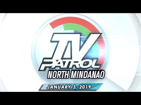 TV Patrol North Mindanao - January 3, 2019