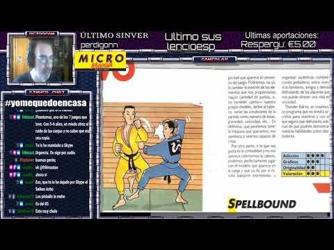 MICROMANIA PRIMERA EPOCA NUMEROS 14 Y 15