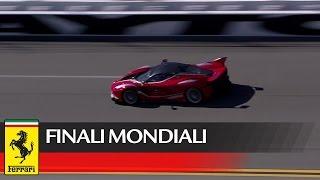 Finali Mondiali – Impressive FXX K on Daytona's banks