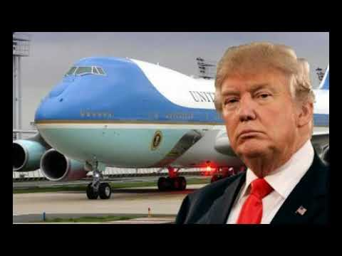 Prank Caller Patched Through to Trump for 3-Minute Convo On Air Force One